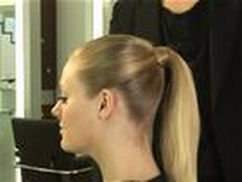 How To Make A Perfect Ponytail