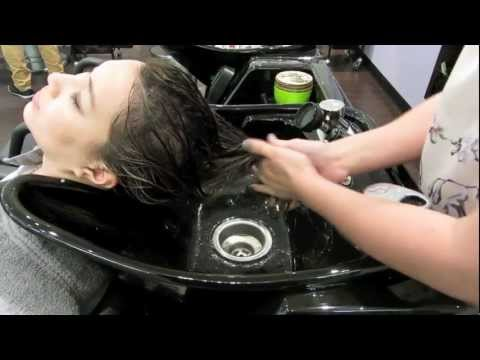 Macadamia Deep Repair Hair Mask and style with Loreal Professional's Volume Inflator