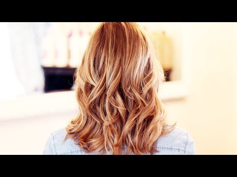 From Blonde to OMBRE (Balayage)