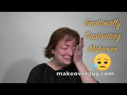 Divorced And Ready For A New Beginning: A MAKEOVERGUY® Makeover