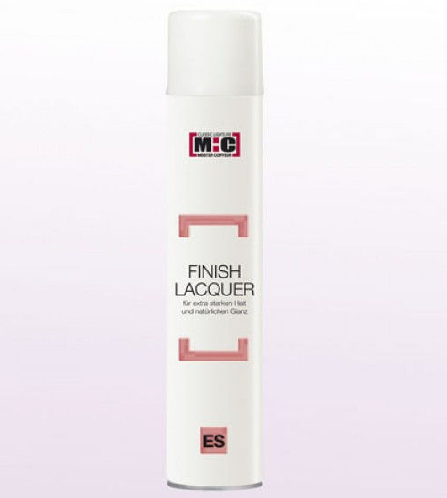 Спрей для волос с пантенолом M:C Finish Spray